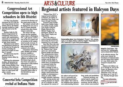 Halcyon Gallery of Terre Haute
