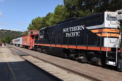 Niles Canyon Railway 2015