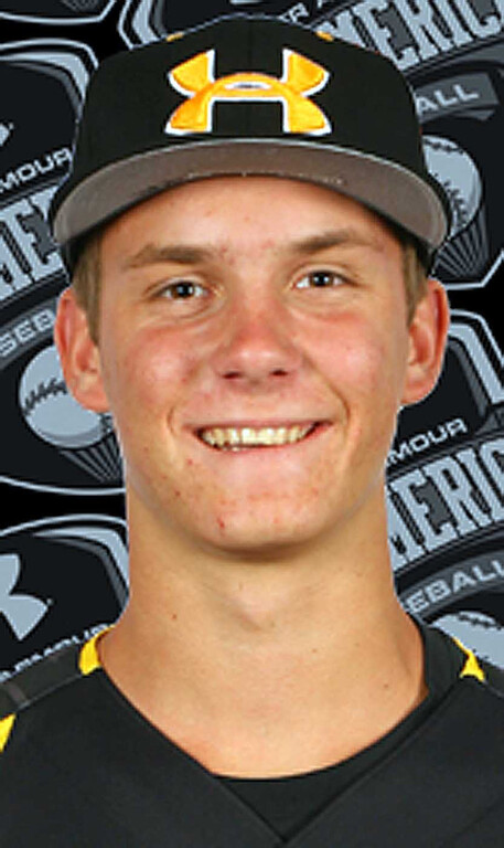 . Chris Kohler has been named to The Sun\'s All Area baseball team. Kohler is a senior at Los Osos High School. Courtesy photo to The Sun.