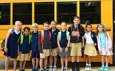 The Windward School First Day of School 2017