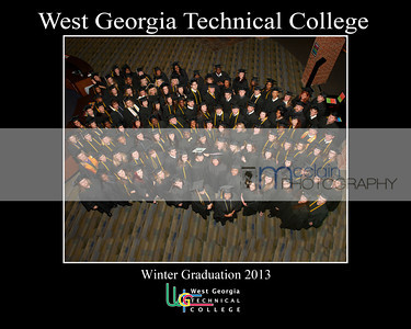 West Georgia Tech Graduation - Dec 2013