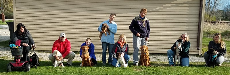 Puppy Class April-May 2021
