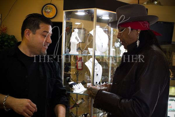 Micki Free & Jerome Jewelry 2014