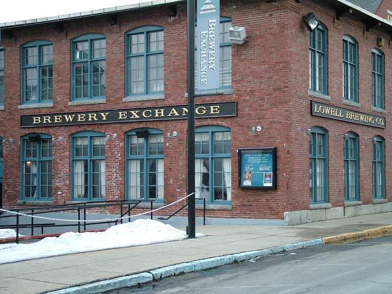 Brewery Exchange - Lowell, MA
