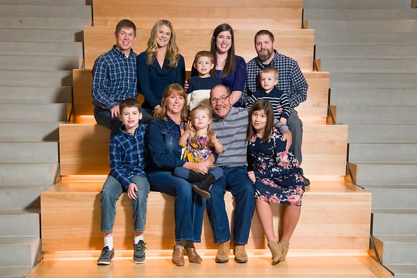 Hammond Family Photo