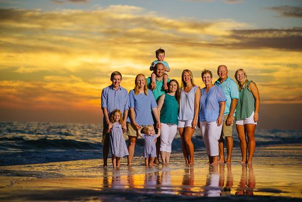 Longboat Key Family Photos at Wicker Inn