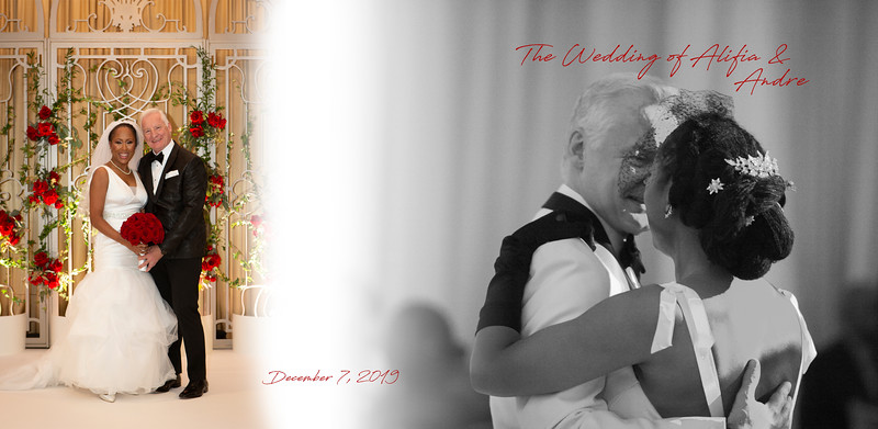 Wedding Album of Alifia + Andre