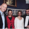 Colin and Anita Kavanagh, representing The Quays, enjoying the theatre at last week's Newry Drama Festival. 07W14N133