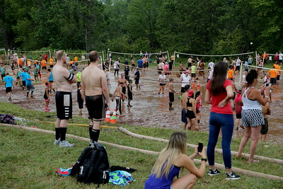 Mud Volleyball 08-17-19