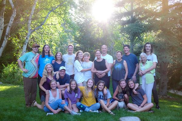 Sweeney Family Reunion 2018 - Vail