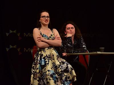 Geraldine High School: Twelfth Night - Act I sc ii
