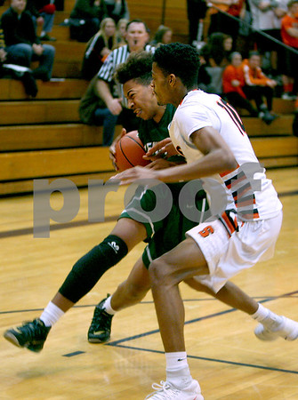 Glenbard West and Wheaton Warrenville South boys basketball