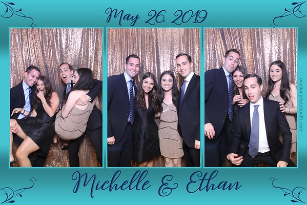 5 26 19  -  Michelle and Ethan