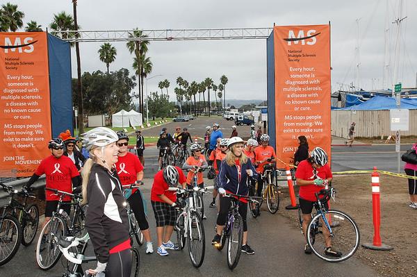2012 Bike MS Bay to Bay Tour