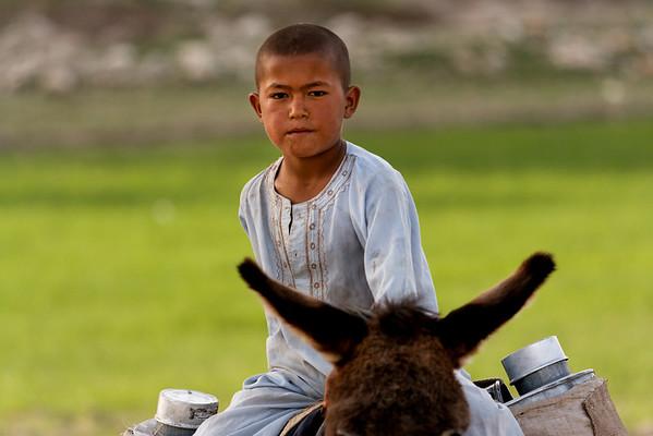 Afghanistan Faizabad Portraits