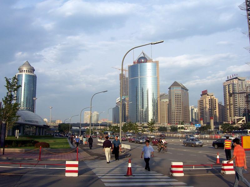 Beijing, June 2005.