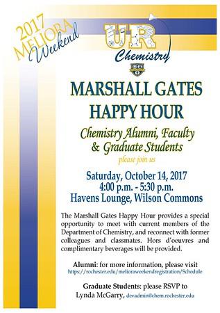 2017 Gates Happy Hour Alumni Get-together
