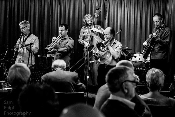 Rochdale Jazz Club - Andrew MacKenzie's Jazz Friends