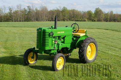 John Deere Model M Tractor 05-10-2009