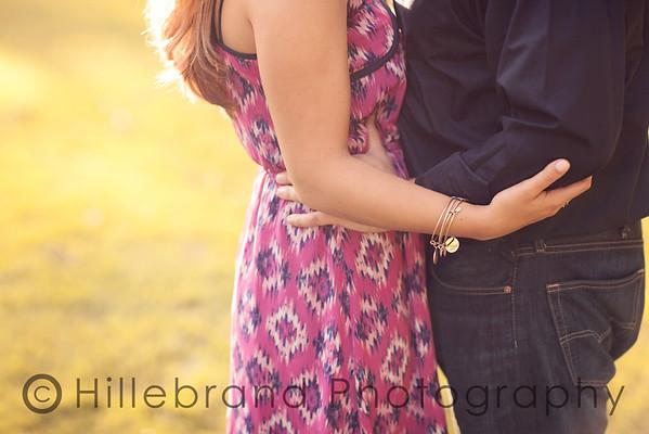 Julie & Tyler Engagement