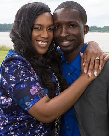 Mario Brown & Tanya Ivy Engagement Photos