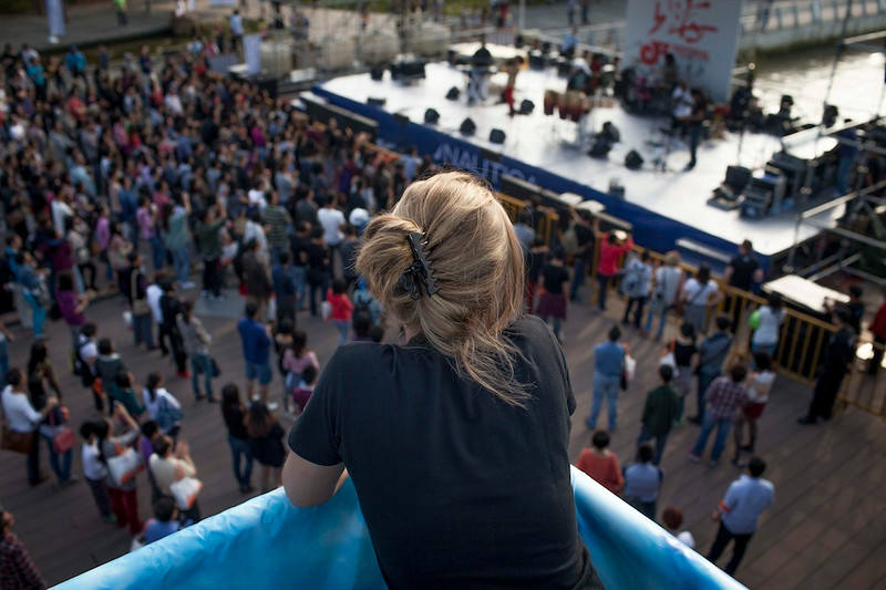 Ina Schroeder, 2013 JZ Festival