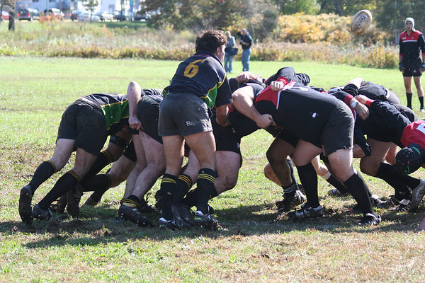 New Haven Rugby Takes Amoskeg 27-10!