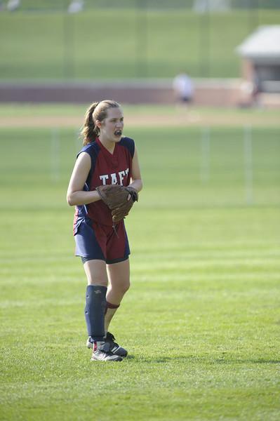 Taft Softball 4-27-09