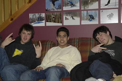 Josh 18 Surprise Party