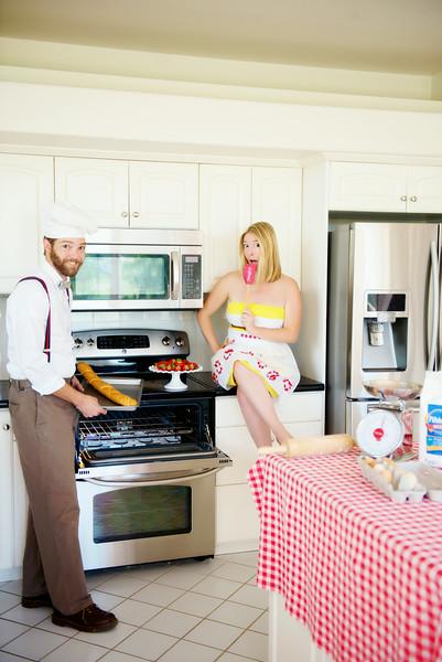 2014   Gaelle & Tyson - Pregnancy Announcement
