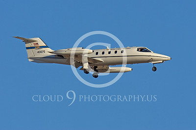US Air Force Learjet C-21 Military Airplane Pictures