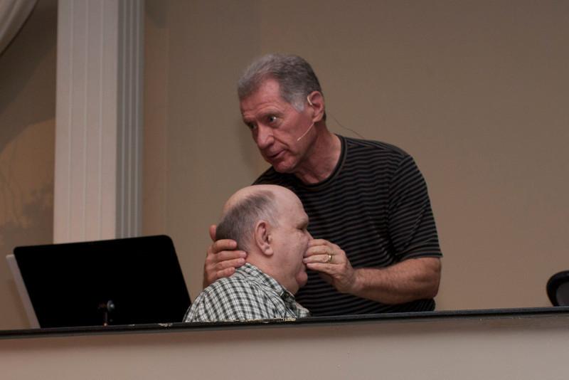 Baptisms on Sunday, April 22, 2012