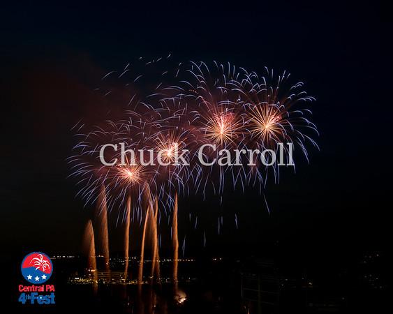 Central PA 4th Fest –Fireworks - July 4, 2017