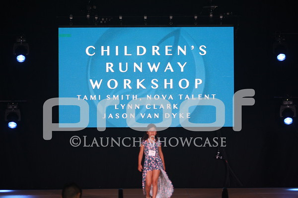 CHILDREN'S RUNWAY WORKSHOP