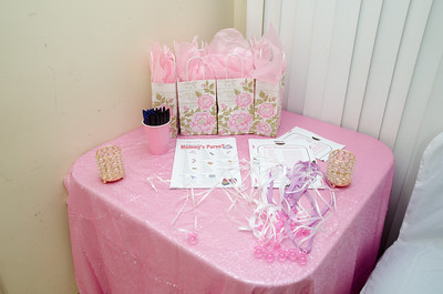 Latoya Thompson  Baby Shower
