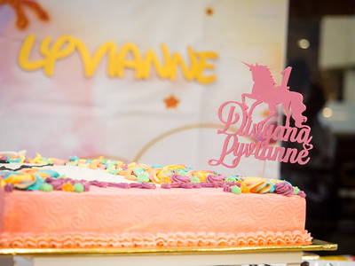 Divyana's 1st Birthday Party