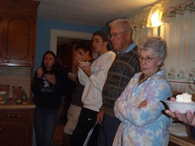 2009 November - Birthday Celebrations
