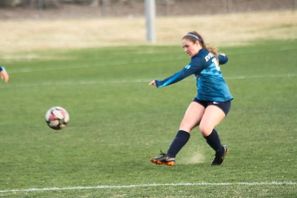 EHS Girls Varsity Soccer - end of season