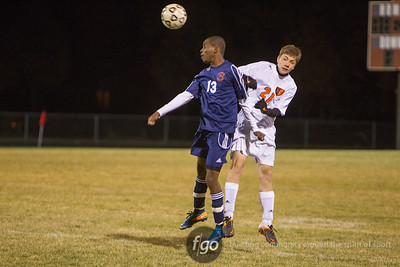 10-11-12 - Robbinsdale Armstrong v Minneapolis South Soccer - Section 6AA Round 1