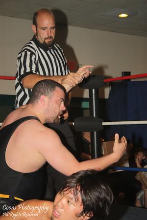 WrestleJam 7 - Eddie Kingston vs Taka Suzuki