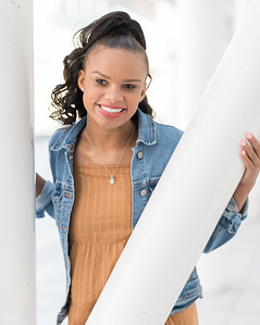 Kailee Chatman Grad Shoot