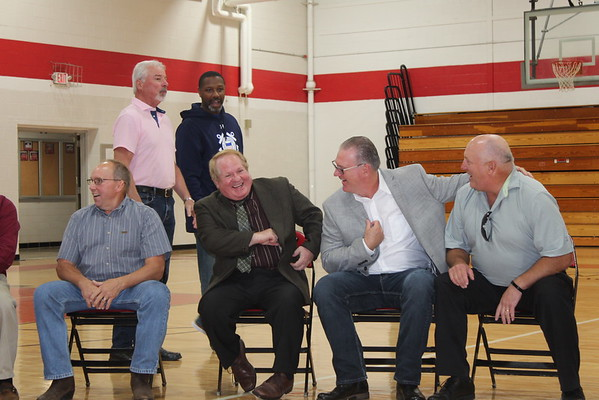 19' Cardinal Hall Of Fame Assembly and Game