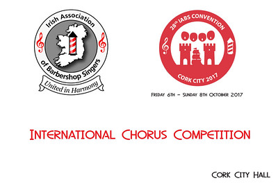 2017-1007 IABS - International Chorus contest
