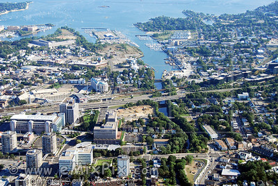Stamford, CT 06902 - AERIAL Photos & Views