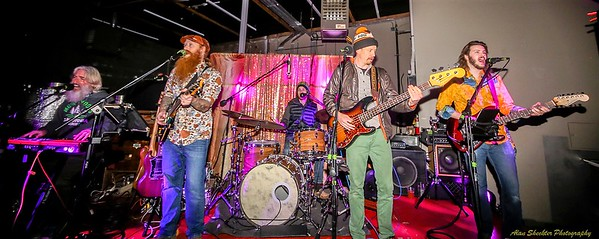 2017-11-17: Jonny Mojo & Friends, Diamond Springs, CA