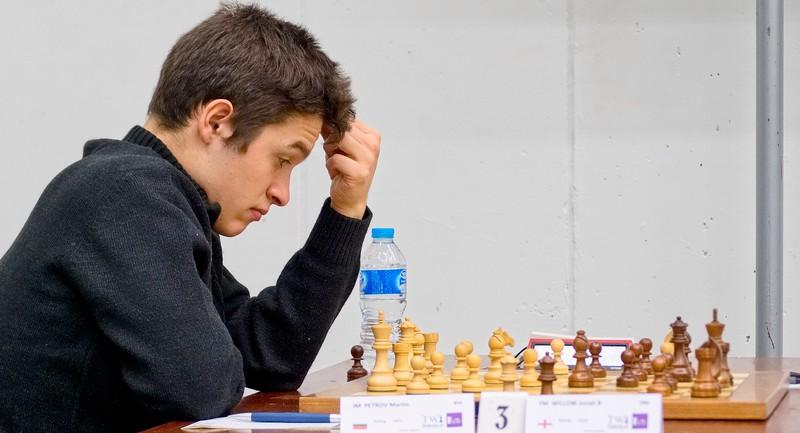 Martin Petrov, Masters joint winner
