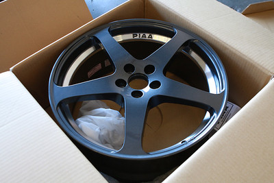 Wheels Used