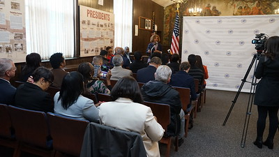 US Conference of Mayors Small Business Advocate Award Presentation - May 13, 2019