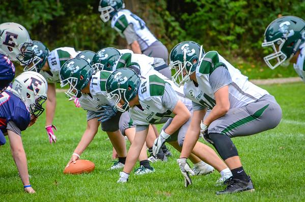 Eaglebrook Day: Varsity Football vs. Eaglebrook School