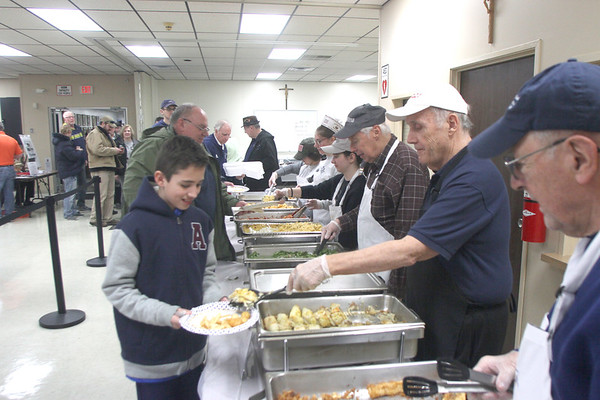 St. Mary's First Friday of Lent Fish Fry 2020